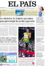 Photo: La ministra de Empleo presiona para prorrogar la ayuda a parados, Sanidad advierte a 1.000 médicos objetores de que no podrán atender a los sín papeles yel BCE pide a España nuevas medidas para bajar más los salarios, entre los temas de nuestra portada del viernes 10 de agosto de 2012. http://ep00.epimg.net/descargables/2012/08/10/3c3ae71f77a991909705b7f9640f7cac.jpg