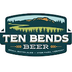 Ten Bends Cream Puff War Peach DIPA