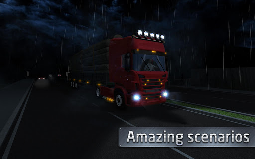 Euro Truck Driver (Simulator) screenshot 6