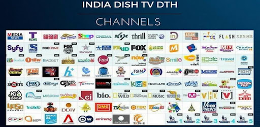 Dish Channels List - Dish Tv India Online List app (apk) free