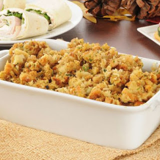 Our Favorite Turkey Stuffing