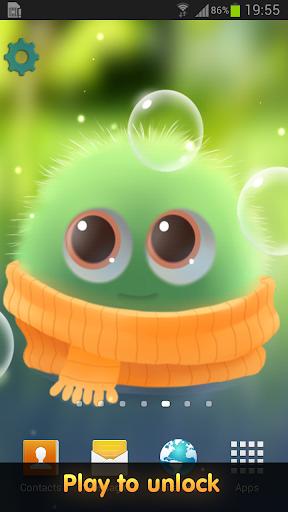 Fluffy Chu Live Wallpaper 1.4.4 screenshots 5