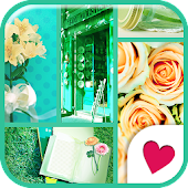 Cute wallpaper★I Love Green