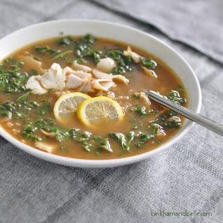 Panera-Inspired Quinoa Lentil Broth Bowls
