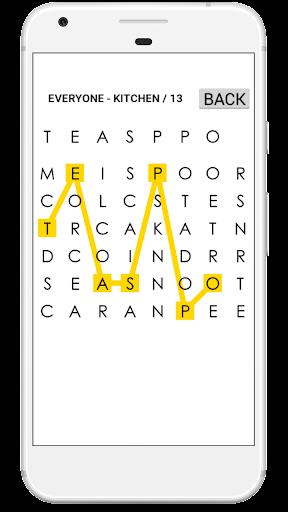 Word Search Classic 1.0.1 screenshots 9