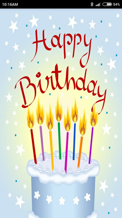 Birthday Card With Song – Birthday Song Greetings