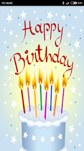 Birthday song with greetings apps on google play screenshot image m4hsunfo