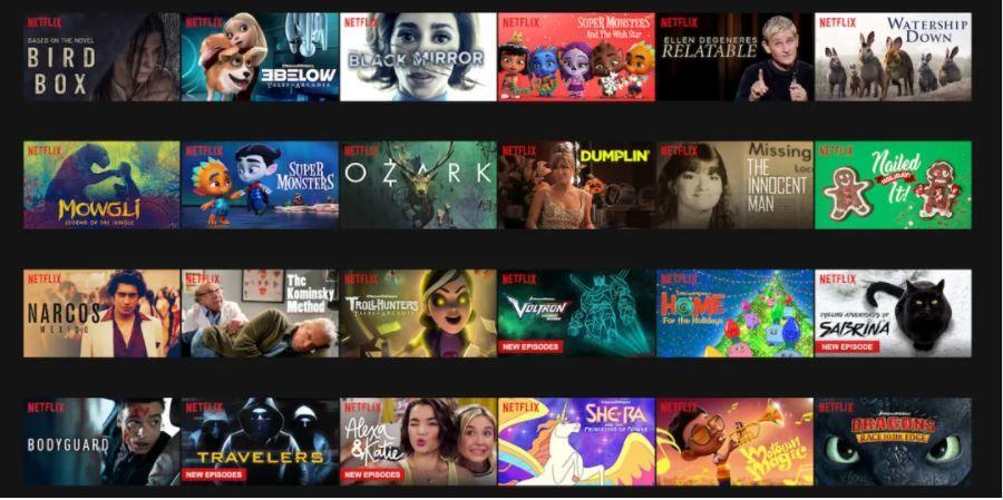 Netflix Originals Netflix India Plans
