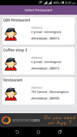android PickUp Screenshot 0