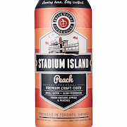 Brickworks Stadium Peach Cider