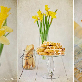 Lemon Biscotti Recipe