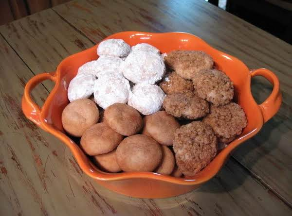 Cinnamon Butter Cookies Recipe