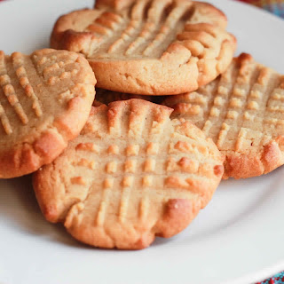 Great Classic Peanut Butter Cookies.