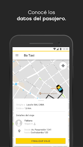 BA Taxi - Conductor 2.3.14 screenshots 2