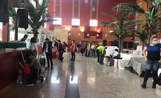 Hotel Senator acoge a 70 familias inmigrantes en El Toyo