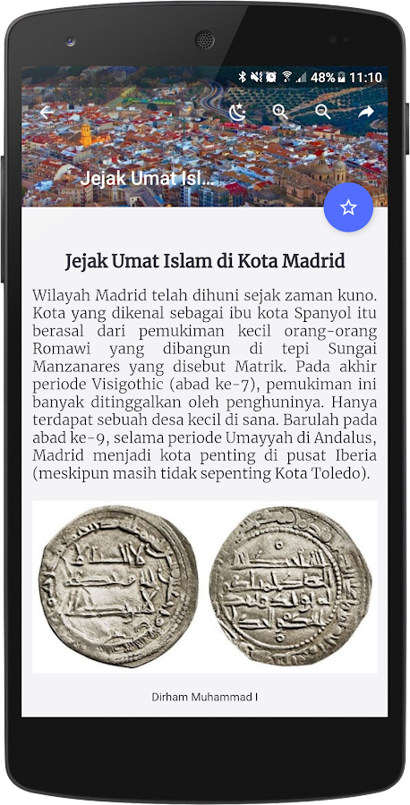 Kisah Muslim- screenshot