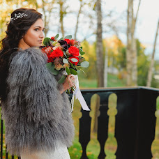 Wedding photographer Yuliya Manakova (Manakova). Photo of 14.10.2017