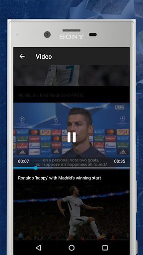 UEFA Champions League 1.46 screenshots 6