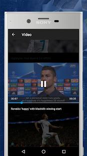 UEFA Champions League Screenshots