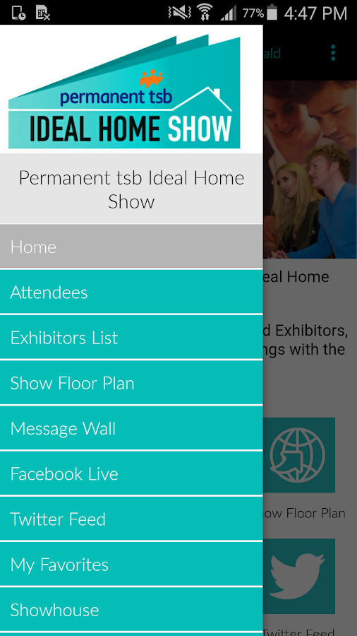 permanent tsb Ideal Home Show- screenshot
