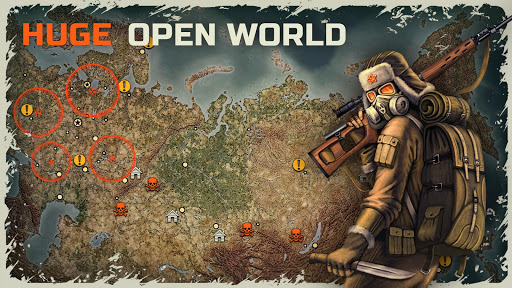 Day R Survival u2013 Apocalypse, Lone Survivor and RPG 1.556 screenshots 1