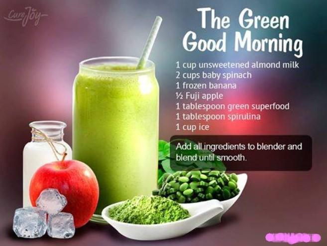 Best Smoothie To Drink Every Morning