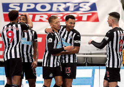 Newcastle prend la mesure de West Bromwich