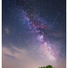 Way to the stars by Liviu Suciu - Landscapes Travel