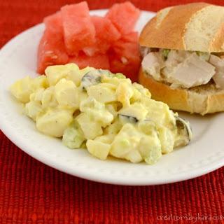 Secret Ingredient Potato Salad