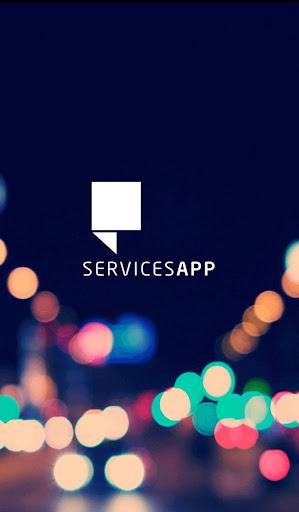 ServicesApp