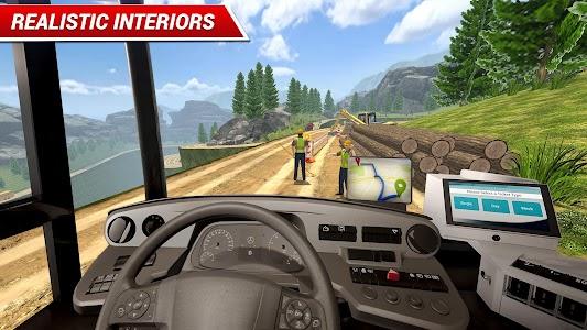 Offroad Bus Transport Simulator 1.4