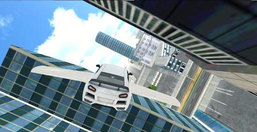 Flying Car Sim 2.4 screenshots 8