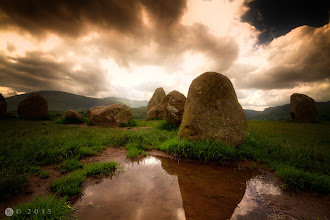 Photo: When Years Never Pass And days are no longer of consequence You have stood beyond my lifetime Beyond my history What have you seen I wonder   Castlerigg stone circle in the Lake District, its been around for a few thousand years now, its both a history and mystery. I love these places.