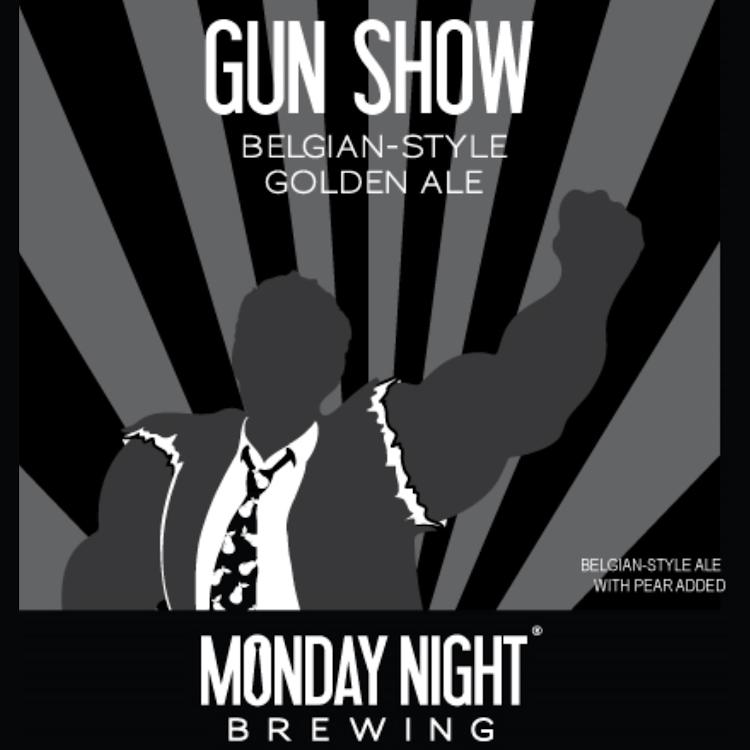 Logo of Monday Night Gun Show