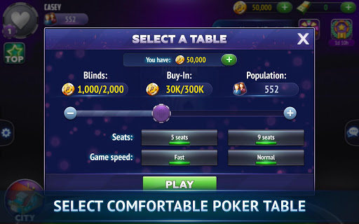 Poker City: Builder 1.4.0 screenshots 4
