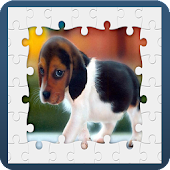 Cute Puppies Jigsaw Puzzles