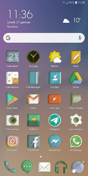 RETROXYGEN - ICON PACK Screenshot Image