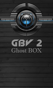 App GBV2 Ghost Box v3 0 APK for Windows Phone
