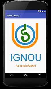 IGNOU world - náhled