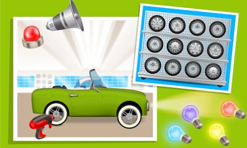 Mechanic Max – Kids Game 4