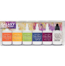 Ken Oliver Color Burst Powder 6/Pkg - Galaxy