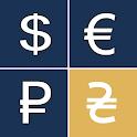 Курсы валют Украины icon