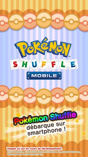 Pokémon Shuffle  captures d'écran 1