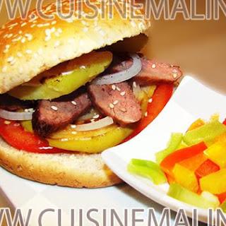 Smart Duck Burger