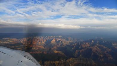 Photo: Fossil Canyon Corridor (NE-bound)