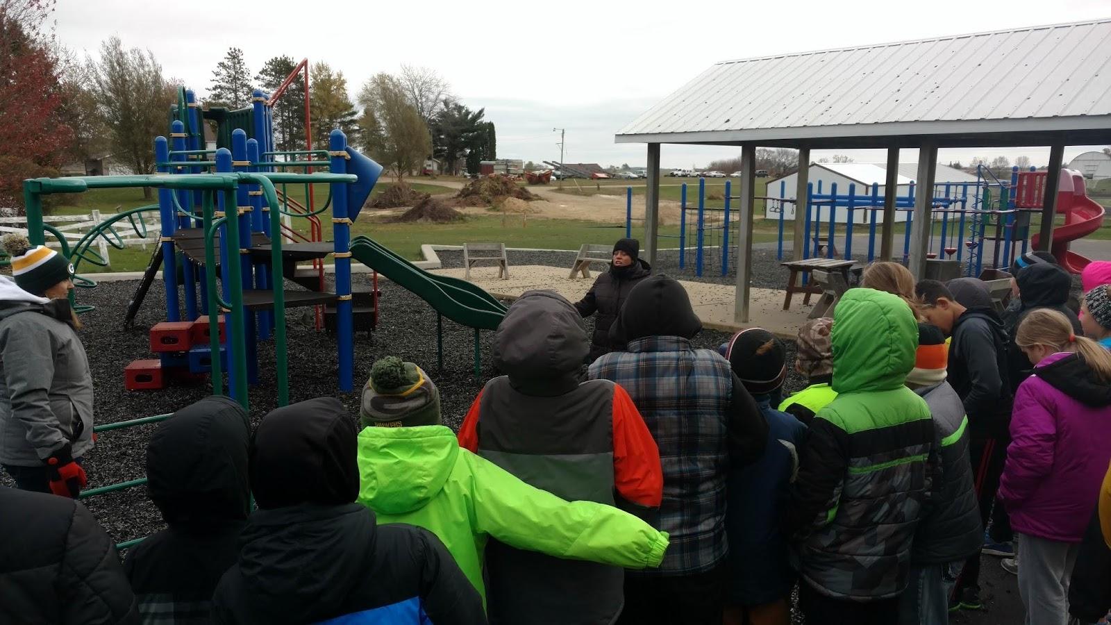 playground safety demo