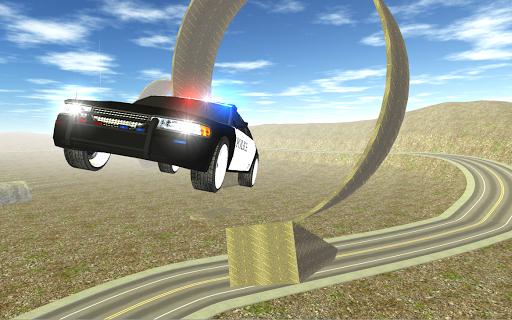 Police Car Simulator City 3D