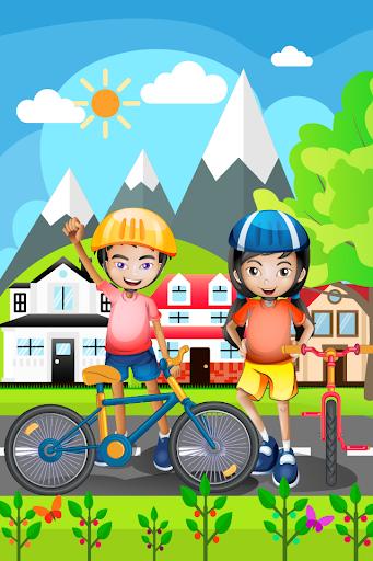 Baby Bike Rider BMX