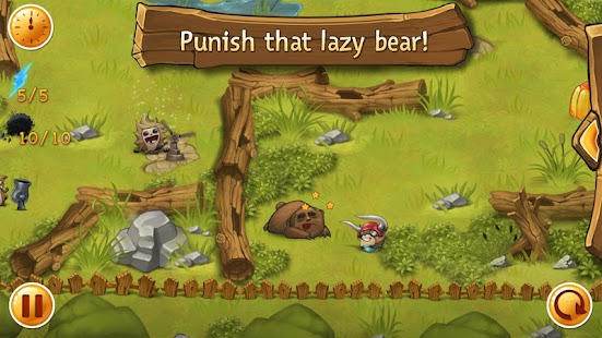 Bash The Bear Screenshot