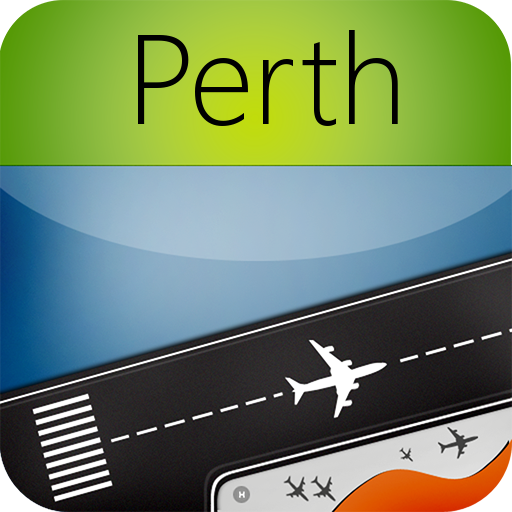 旅遊必備App|Perth Airport + Flight Tracker LOGO-綠色工廠好玩App